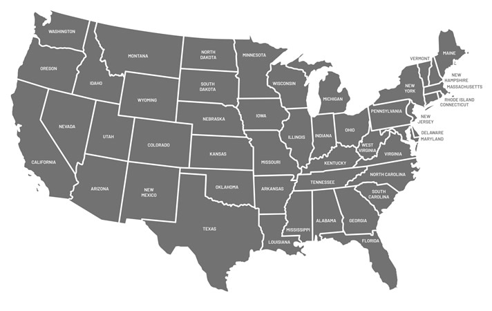 US States Where Online Gambling Is Legal
