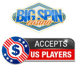Big Spin Casino Accepts US Players