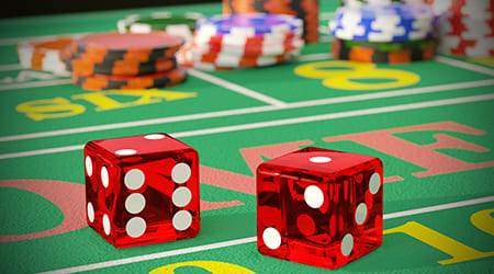 Craps offers multi-roll wagers