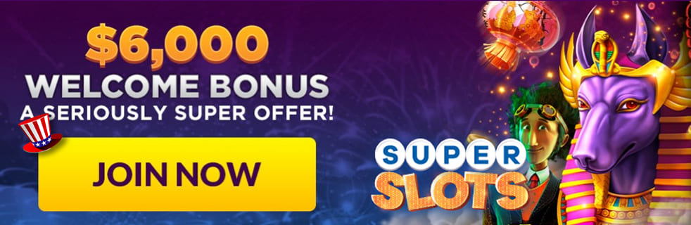 Super Slots Casino is an online casino which offers various attractive bonuses