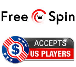 Free Spin Casino Accepts US Players
