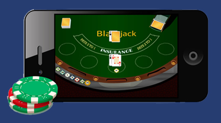 Mobile casino blackjack is also well suited for mobile device play