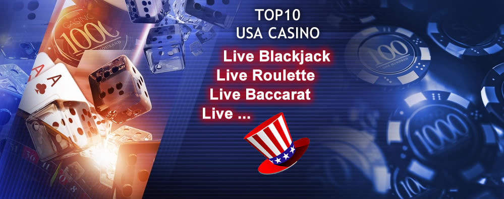 Live Casino Game Types: Live Blackjack, Live Roulette, Live Baccarat and Live Casino Hold Em.